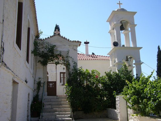 ‪Monastery of Panagia Spiliani‬