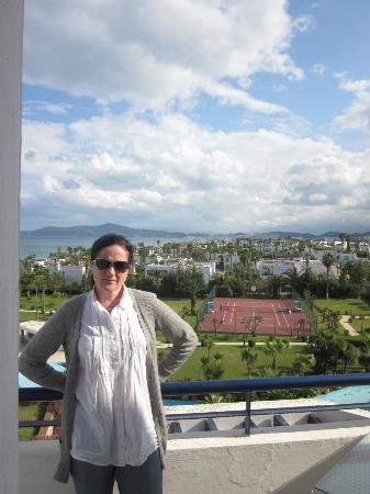 Marina Smir Hotel & Spa: La misma pero con mi chica
