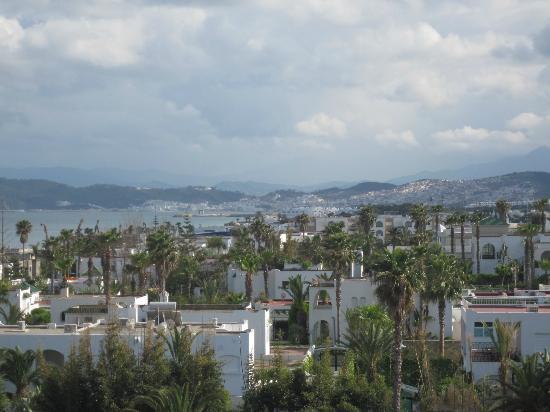 Marina Smir Hotel & Spa: Vista sur