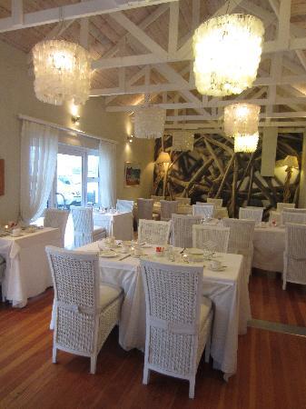 Swakopmund Guesthouse: Frühstücksraum