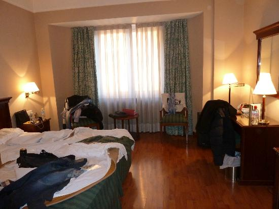 camera doppia hotel rex
