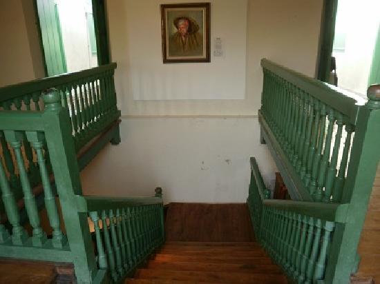 Fortin Conde de Mirasol Museum: inside museum