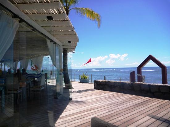 Mar Paraiso Resort : restaurant