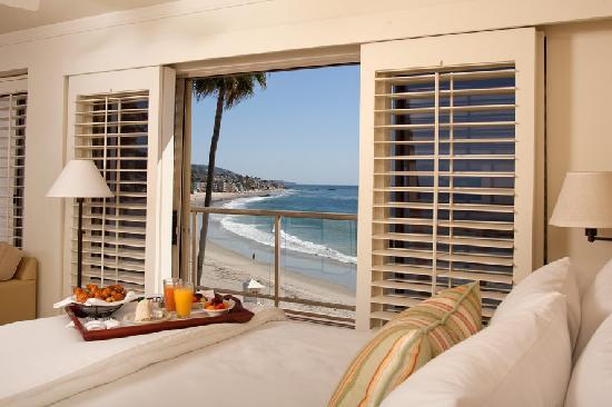 The Inn At Laguna Beach: King Balcony day time