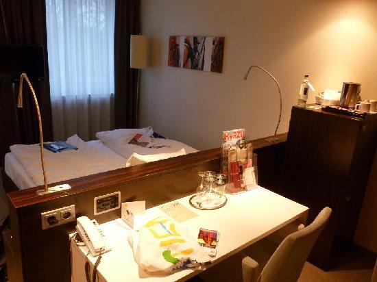 Mercure Hotel Münster City: Zimmer