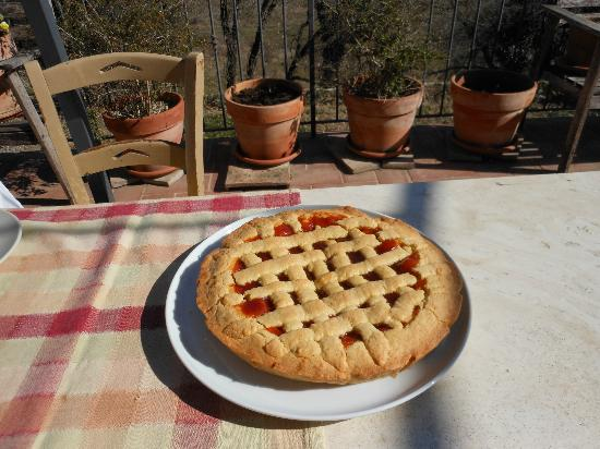 Taste Tuscany : Fruity crostada