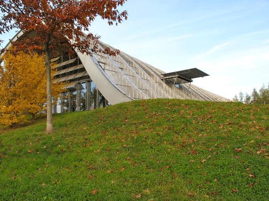 Zentrum Paul Klee (Paul Klee Center): esterno