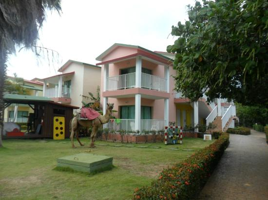 Iberostar Tainos: one of the bungalows
