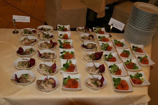 Maiers Hotel Oststeirischer Hof: Vorspeise