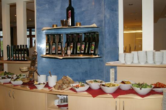 Maiers Hotel Oststeirischer Hof: Salatbuffet