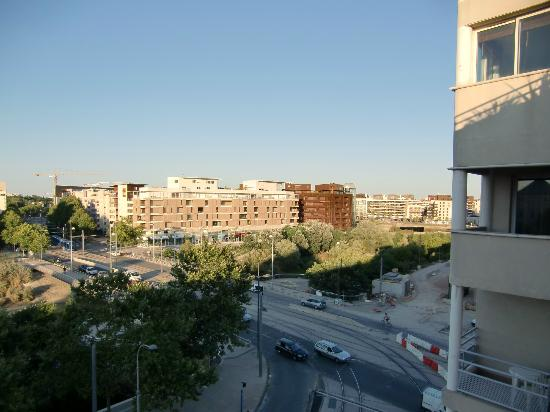 Madame Vacances Residence Les Consuls de la Mer: Utsikt från balkongen