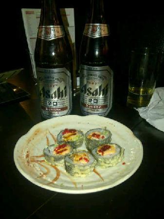 Kyoto Sushi: Las Vegas rolls