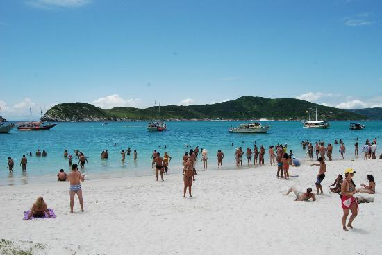 Farol Beach: Praia da Ilha do Farol www.riobybuzios.com.br