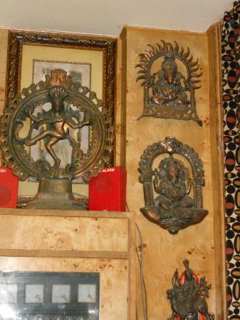 Hotel Arpit Palace: Decoration