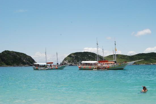 Farol Beach: Praia da Ilha do Farol