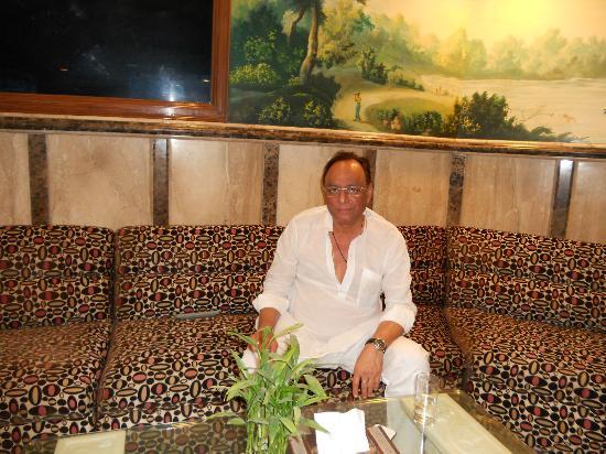 Hotel Arpit Palace : Mr. Rakesh Patwari, owner of the hotel