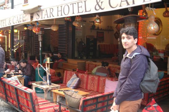 Star Hotel Istanbul: Entrée