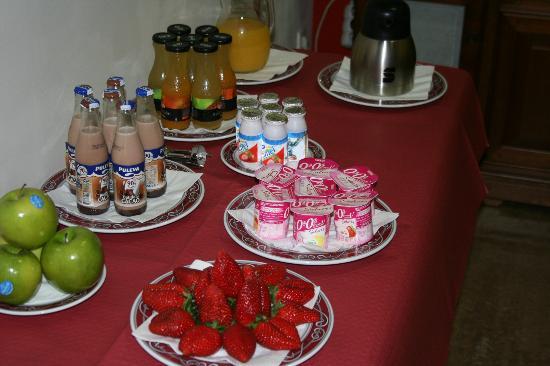 Moguer, España: breakfast
