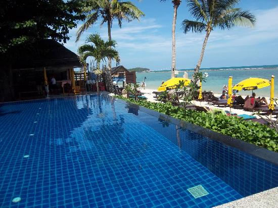 Al's Hut Resort: Pool, Beachside