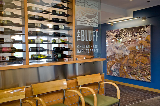 The Bluff Restaurant at Friday Harbor House