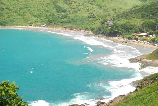 Armacao Beach: Praia Brava