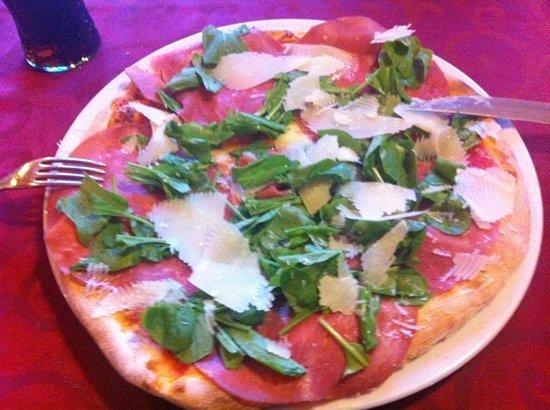 Freccia Azzurra: la mia pizza