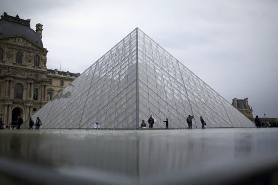 Photo Tours of Paris: Louvre