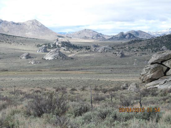 City Of Rocks National Reserve: City of Rocks