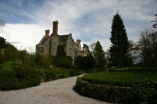 Broseley, UK: Benthall Hall