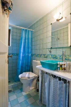 Eleonas Houses: Ensuite Bathroom (A)