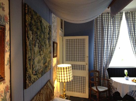 Chateau de Goville: Suite