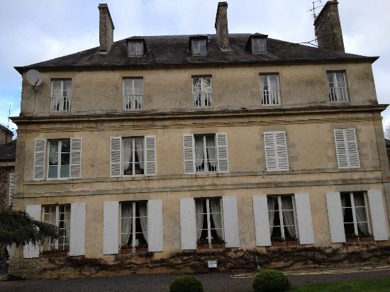 Chateau de Goville : Außen