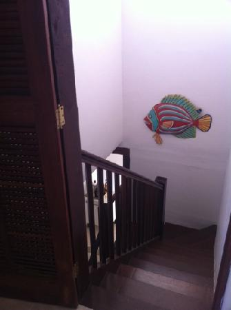 Casa do Canto : Stairwell