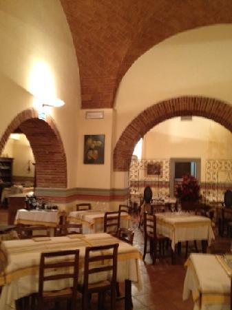 Il Cassero: sala principale