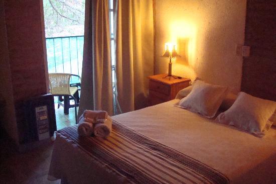 Hotel Altas Cumbres: Habitacion 2do piso 