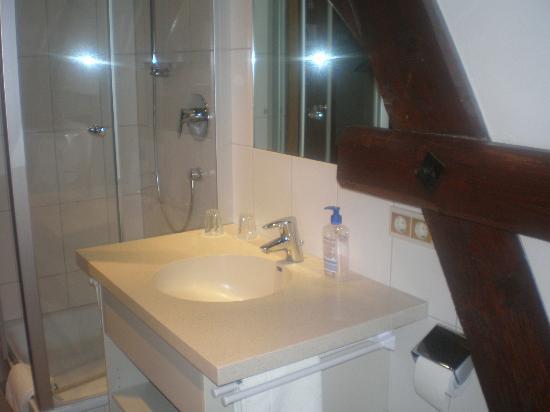 Gasthof Centgraf: bagno
