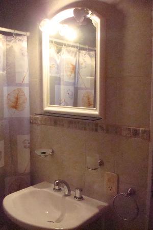 Hotel Altas Cumbres: Baños impecables!!