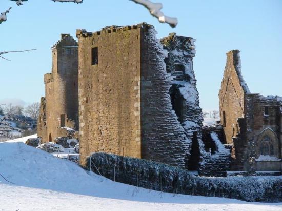 Crossraguel Abbey: Crossraguel: Abbot's Tower