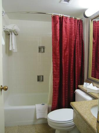 BEST WESTERN Georgetown Hotel & Suites: Bathroom