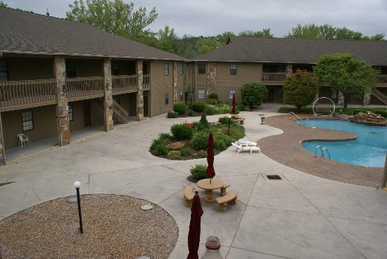 Westgate Lodging - Oak Ridge: From The Balcony