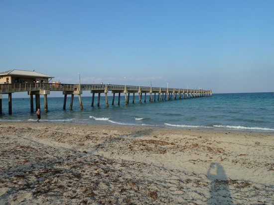 Lauderdale by the Sea, Floryda: Anglins Fishing Pier