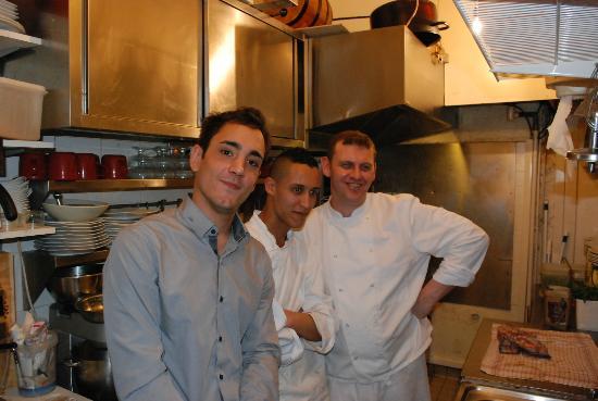 L'Ange 20 Restaurant : Wonderful staff!
