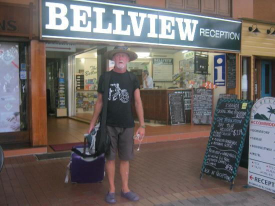 The Bellview: Still there!