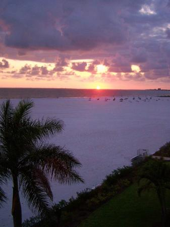 Gulfview Manor Resort: view from our room!!!!!