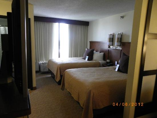 Centrally Booked Rooms