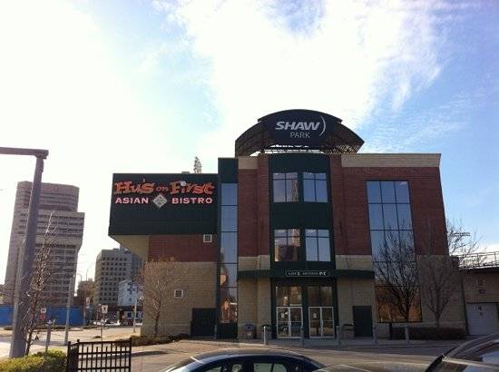 Hu's on First Asian Bistro : Shaw park