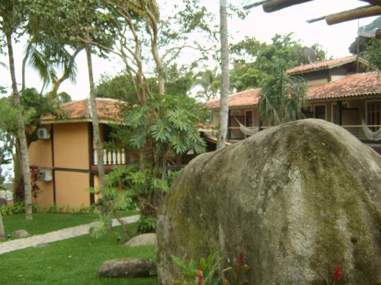بورتو باكويبا هوتل إلهابيلا: Vista do hotel