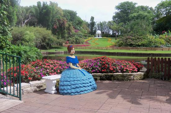 LEGOLAND Florida Resort: The Belles in Cypress Gardens Legoland are made of lego now.