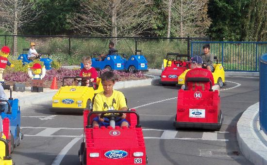 LEGOLAND Florida Resort: The Ford Driving Lesson/Experience was educational and fun.