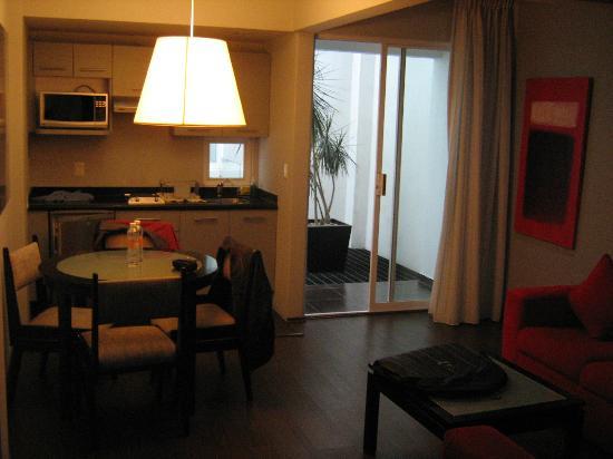 Ganges Suites: Espaciosa y limpia